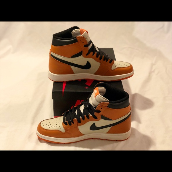first rate 7a1b8 dd76d Air Jordan 1 Retro OG Reverse Shattered Backboard